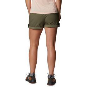 Columbia Firwood Camp II Shorts Dames, grijs